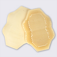 SQUISH® Honeycomb Silicone Knee Pads